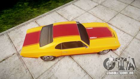 Declasse Sabre GT Little Wheel para GTA 4 vista direita