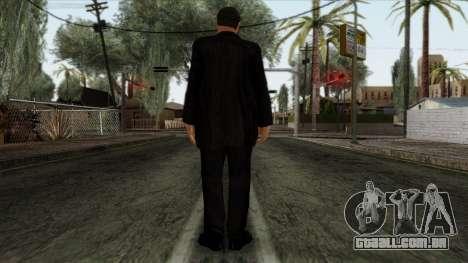 GTA 4 Skin 80 para GTA San Andreas segunda tela