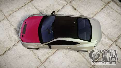 Toyota GT-86 RocketBunny para GTA 4 vista direita