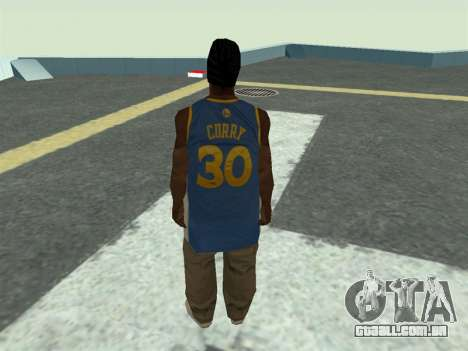 Ballas1 New Skin para GTA San Andreas segunda tela