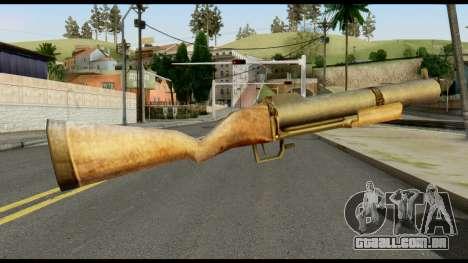 M79 from Max Payne para GTA San Andreas segunda tela