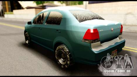 GTA 5 Asea para GTA San Andreas