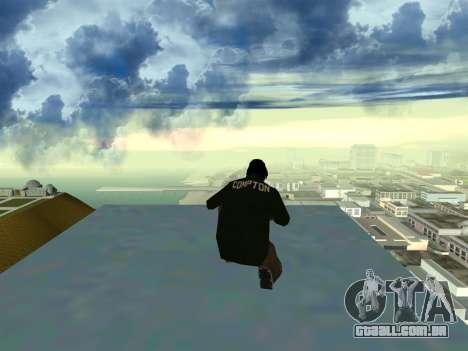 New Fam2 para GTA San Andreas terceira tela
