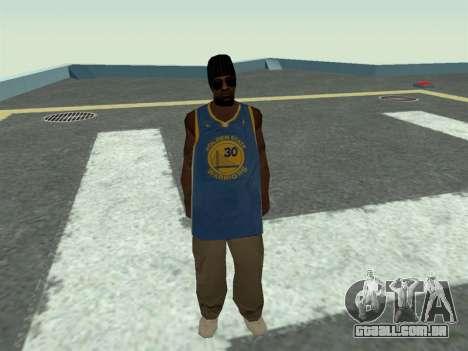 Ballas1 New Skin para GTA San Andreas