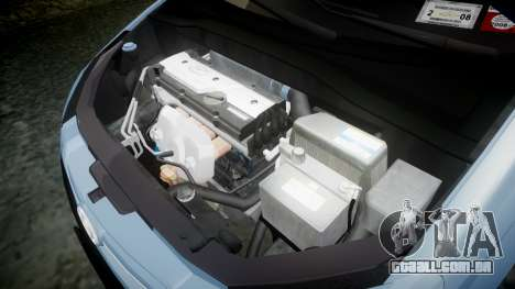 Hyundai Getz 2006 for ENB para GTA 4 vista lateral