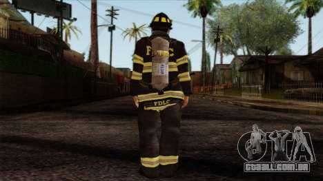 GTA 4 Skin 54 para GTA San Andreas segunda tela