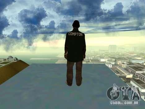 New Fam2 para GTA San Andreas segunda tela