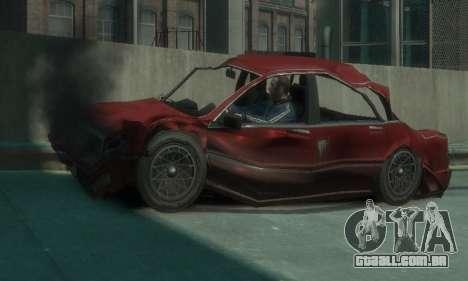 Big Car Damage para GTA 4