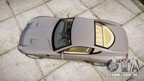 Ferrari 599 GTB 2006 Hamann para GTA 4 vista direita