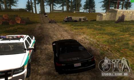 Novas rotas de transporte para GTA San Andreas sexta tela
