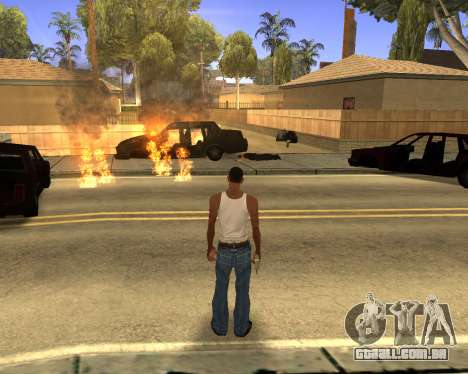 GTA 5 Effects para GTA San Andreas sexta tela