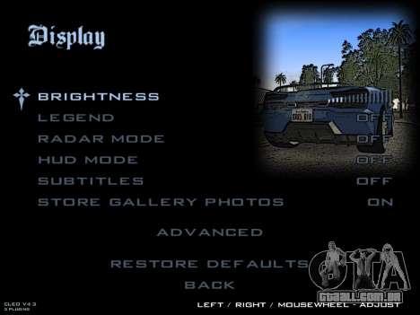 Novas telas de carregamento para GTA San Andreas
