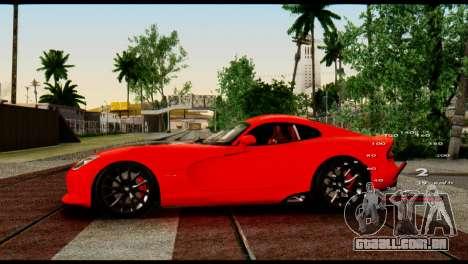 Car Speed Constant 2 v2 para GTA San Andreas segunda tela
