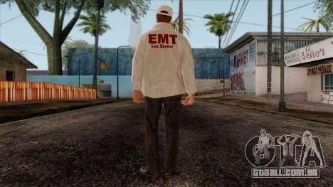 Doctor Skin 1 para GTA San Andreas segunda tela