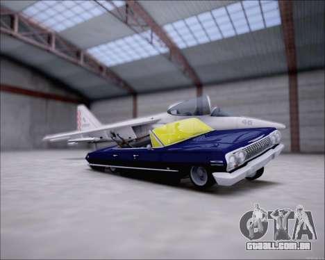 Chevrolet Impala 1963 para GTA San Andreas