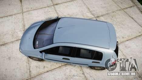 Hyundai Getz 2006 for ENB para GTA 4 vista direita
