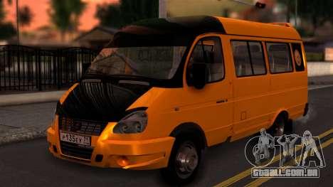 Gazela 3221 2007 para GTA San Andreas