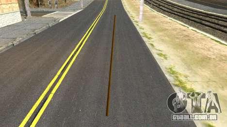 Poolcue from GTA 4 para GTA San Andreas segunda tela