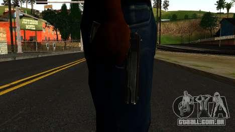 Colt M1911 from S.T.A.L.K.E.R. para GTA San Andreas terceira tela
