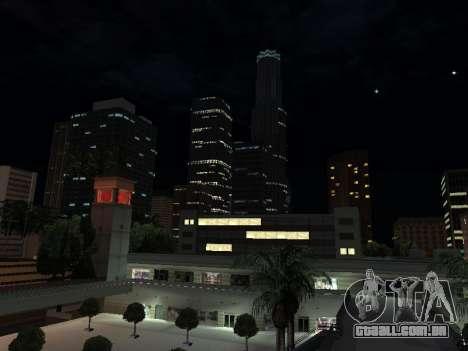 Real California Timecyc para GTA San Andreas twelth tela