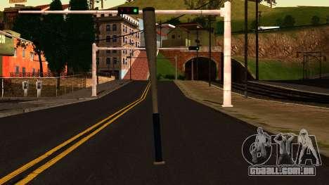 Baseball Bat from GTA 4 para GTA San Andreas