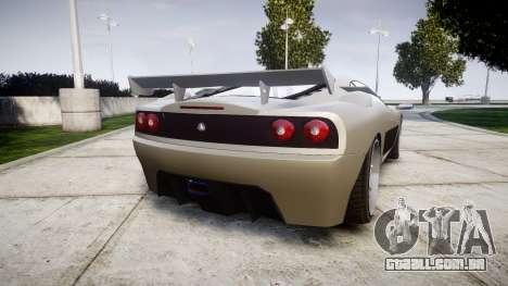 Grotti Turismo Final para GTA 4