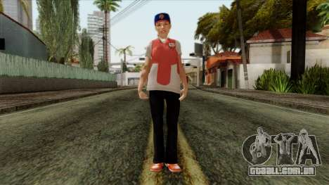 GTA 4 Skin 81 para GTA San Andreas