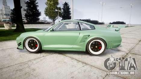 GTA V Pfister Comet 911 Wheel para GTA 4 esquerda vista