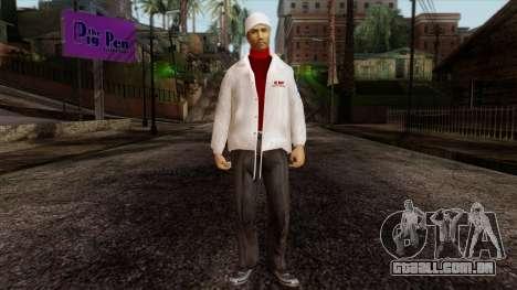 Doctor Skin 1 para GTA San Andreas