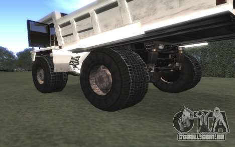 Modificação Do Veículo.txd para GTA San Andreas