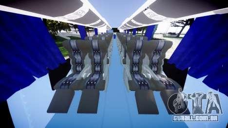 Marcopolo Paradiso G7 1200 PO Haryant para GTA 4 vista de volta