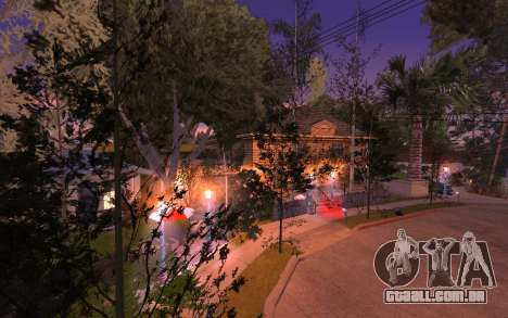 New Grove Street 50 para GTA San Andreas