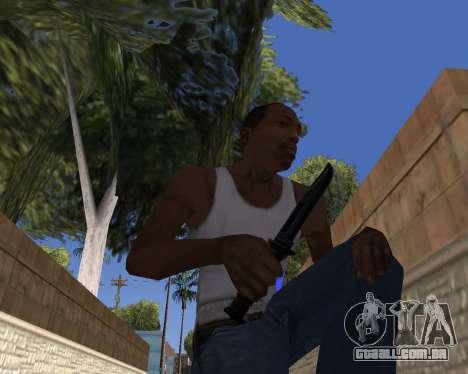 HD Weapon Pack para GTA San Andreas terceira tela