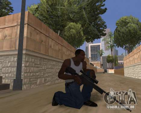 HD Weapon Pack para GTA San Andreas