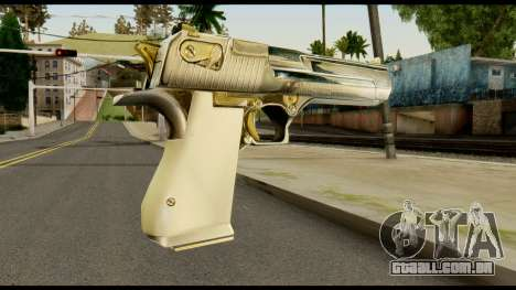 Desert Eagle from Max Payne para GTA San Andreas