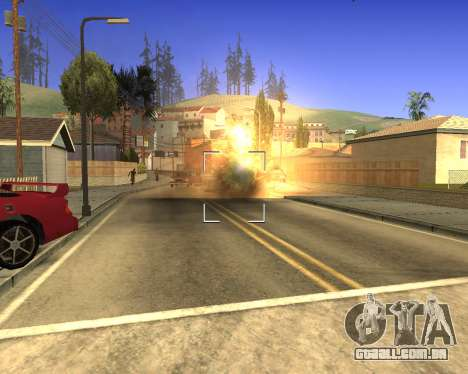 GTA 5 Effects para GTA San Andreas terceira tela