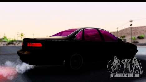 Chevrolet Impala 1995 para GTA San Andreas traseira esquerda vista