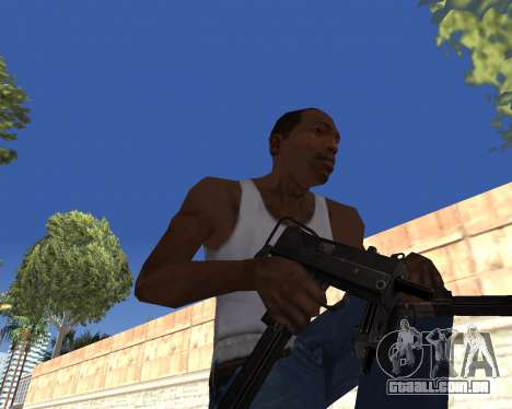 HD Weapon Pack para GTA San Andreas sétima tela