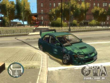 Big Car Damage para GTA 4 terceira tela