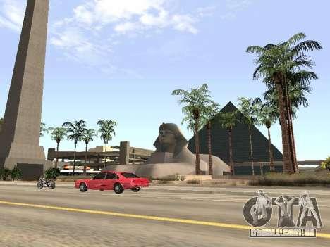 Real California Timecyc para GTA San Andreas nono tela