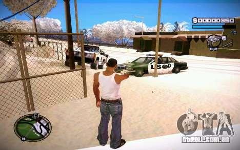 HUD GOSKA para GTA San Andreas terceira tela