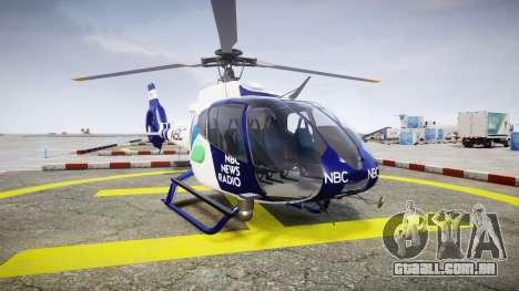 Eurocopter EC130 B4 NBC para GTA 4