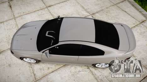 Pontiac GTO 2006 17in wheels para GTA 4 vista direita