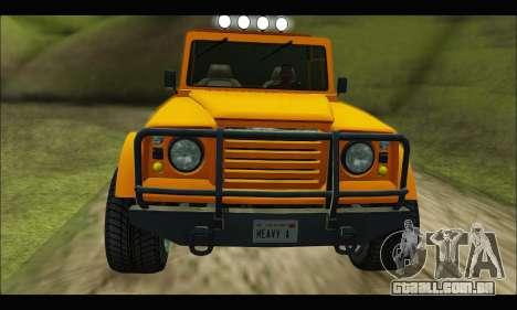 Canis Bodhi (GTA V) para GTA San Andreas