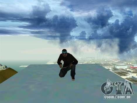 SFR2 New Skin para GTA San Andreas terceira tela