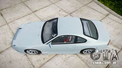 Nissan Onevia S15 para GTA 4 vista direita