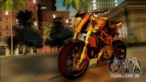 KTM Duke 125 para GTA San Andreas