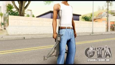 Fear Crossbow from Metal Gear Solid para GTA San Andreas terceira tela