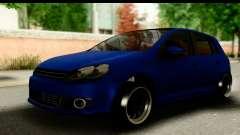 Volkswagen Golf 5 para GTA San Andreas