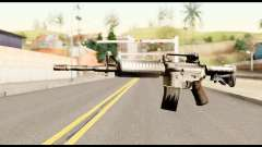 M4 from Metal Gear Solid para GTA San Andreas